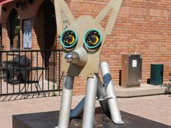 Sculpture-on-Loan-Dog