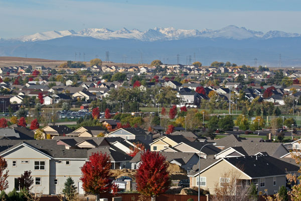 Western Overlook Greeley Colorado