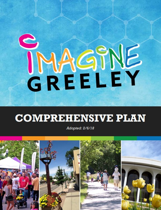 Imagine Greeley Cover